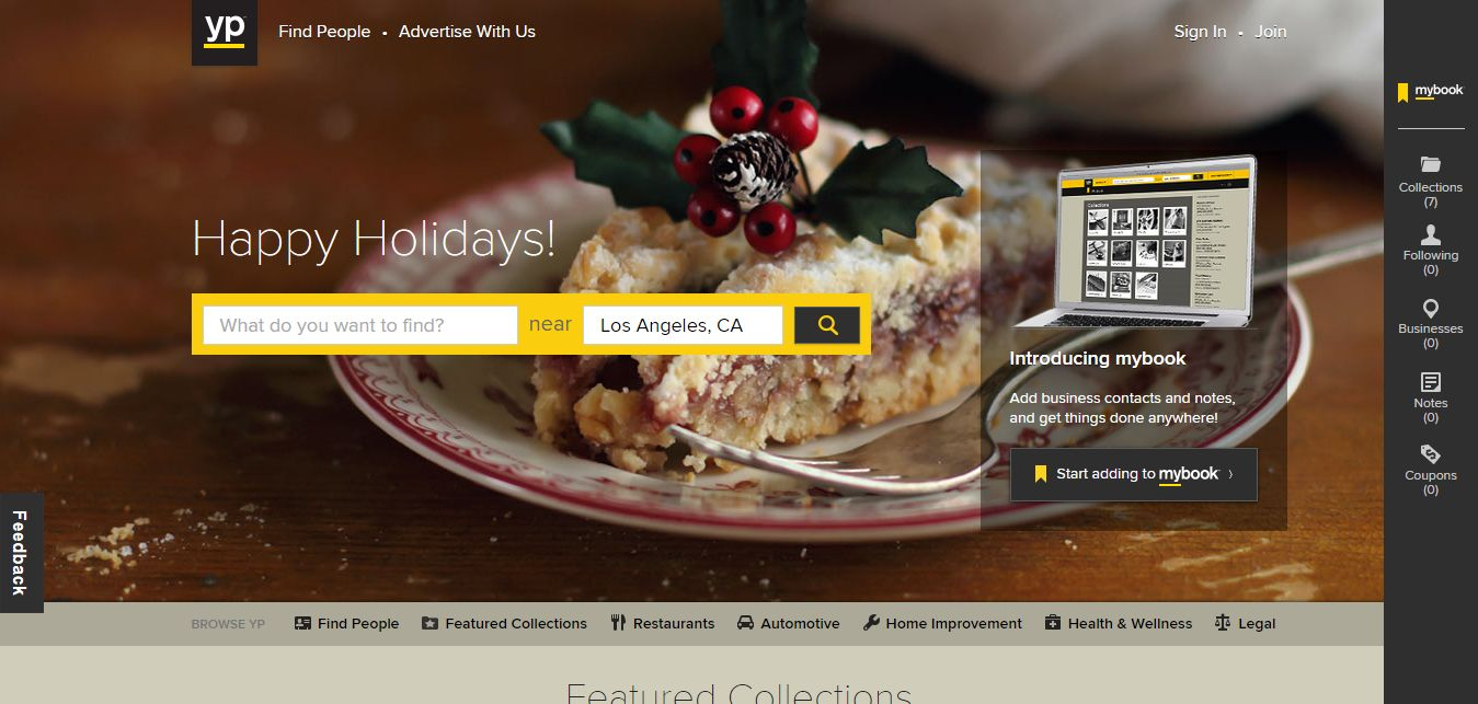 YellowPages Clone Script