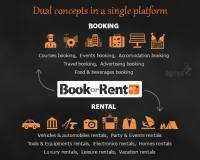 Booking and Rental Software