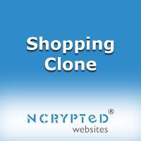 Shopping Clone Script