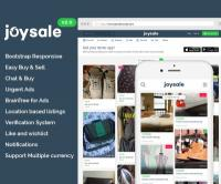 JoySale v2.0 Clone of LetGo