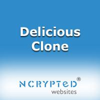 Social Bookmarking Website - Delicious Clone Script