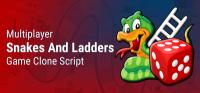 Snakes and Ladders Game Clone Script