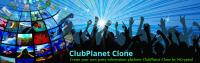 ClubPlanet Clone - Arrange a party online